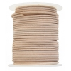 Leather Round Cord 2mm Natural